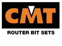 CMT Router Bit Set