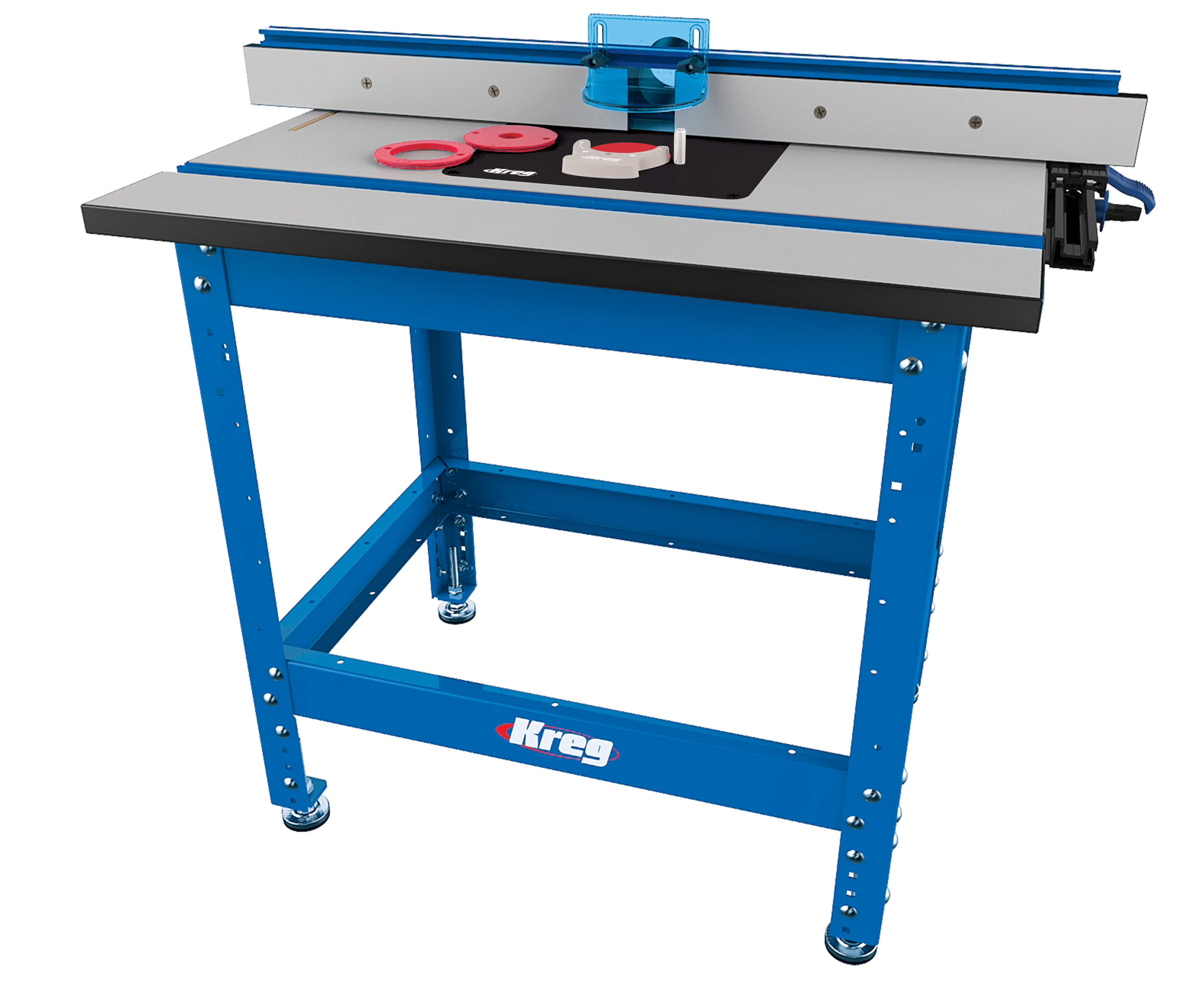 Kreg precision router table system tomaco the tool marketing company kreg precision router table system greentooth Gallery
